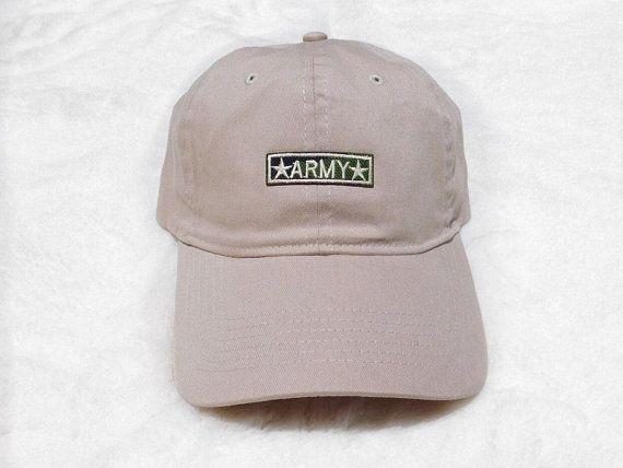 Army Baseball Hat 6700ea14c0c