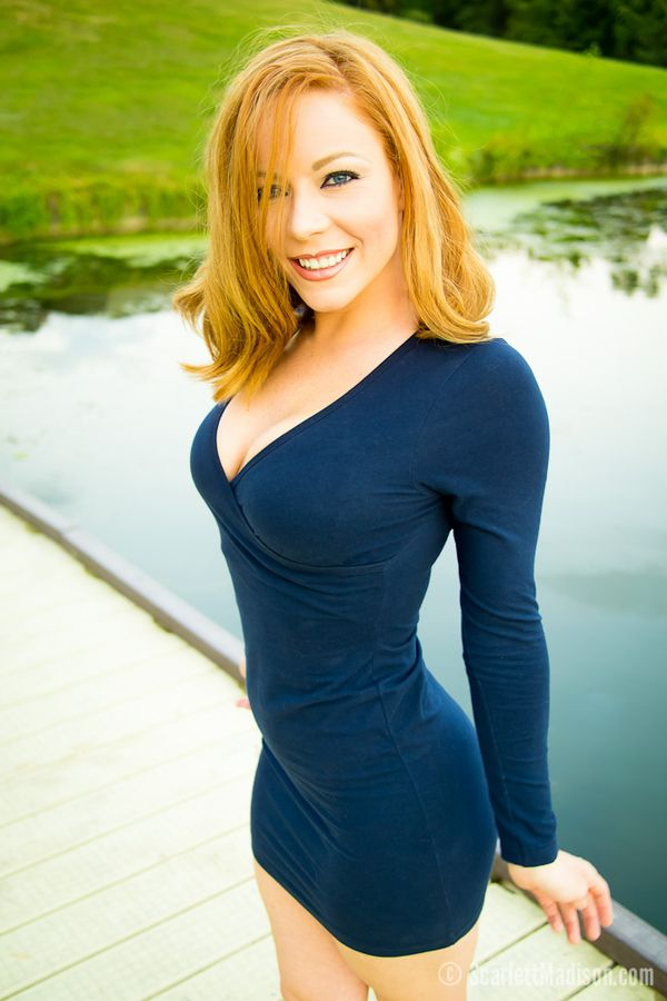 Wet Redhead MILF