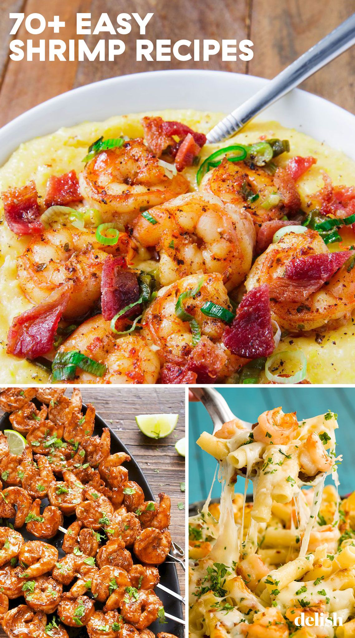 70+ Easy Shrimp Recipes images