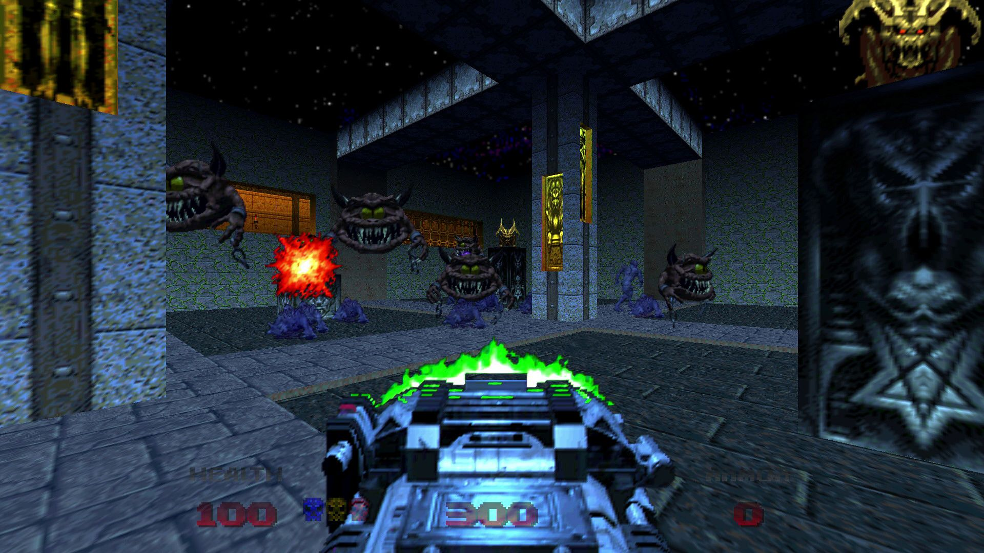 Doom 64 On Pc Can Run At 120 Fps In 2020 Fps Can Run Doom