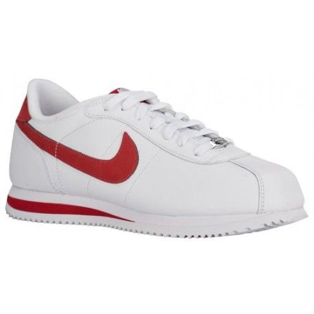 $53.99 red nike cortez shoes,Nike Cortez - Mens - Running - Shoes - White