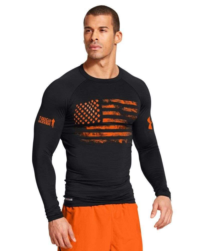 Sensible Mens Under Armour Freedom Compression Shirt Size Medium Men's Clothing Activewear