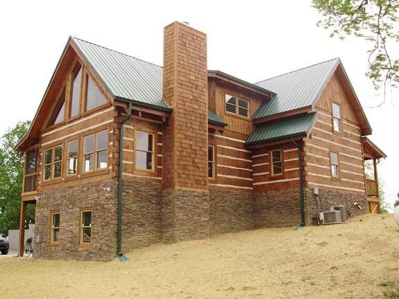 Pioneer Log Systems Inc House Styles Log Homes Eastern White Pine