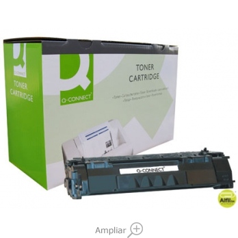 TONER Q-CONNECT COMPATIBLE HP Q7553A PARA LASERJET P2015 -3.000PAG-
