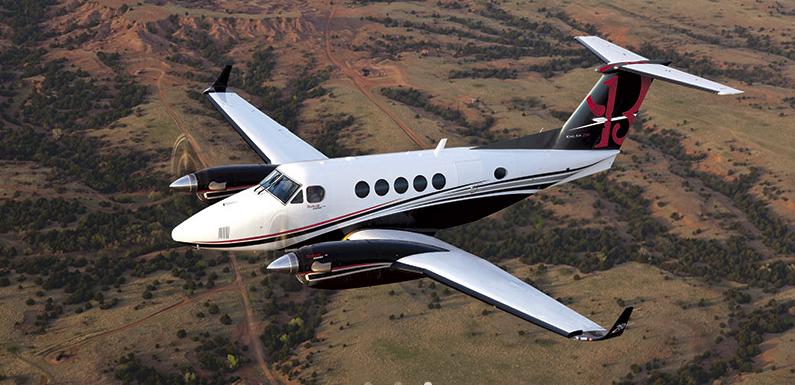 Beechcraft King Air 250 General aviation, Airplane, New