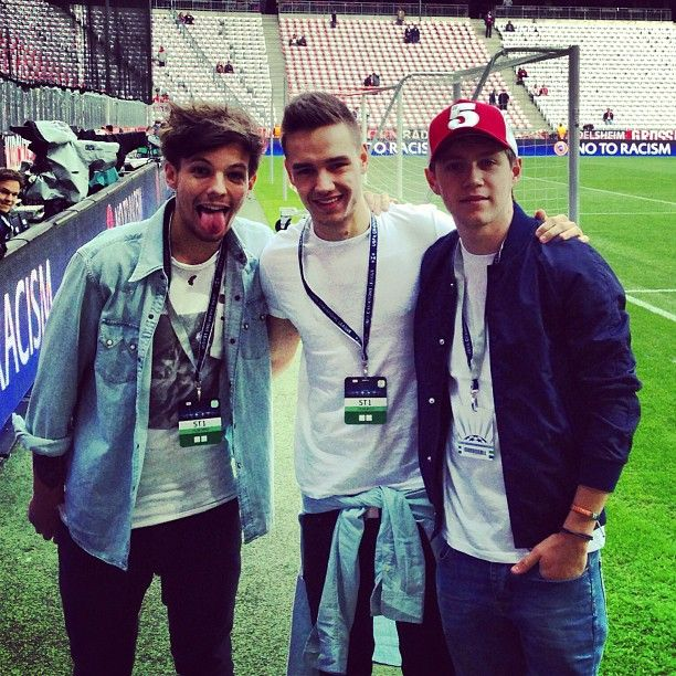Louis Liam Niall One Direction