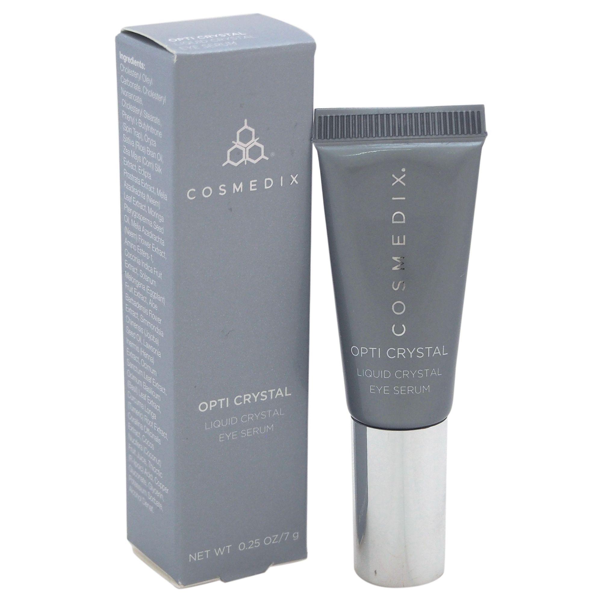 Cosmedix Opti Crystal Liquid Crystal Eye Serum 0 25 Oz Walmart Com Eye Serum Serum Crystal Eye