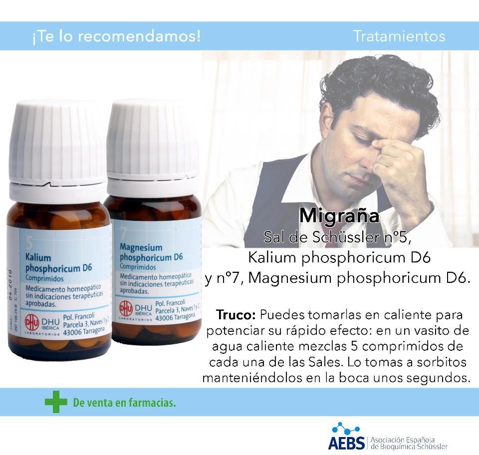Migraña Consejos Para La Salud Migraña Homeopatía
