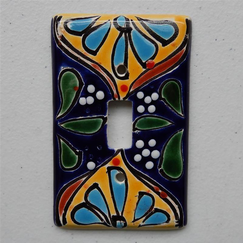 Talavera American Light Switch Face Plate Tonala Art #TonalaArt ...