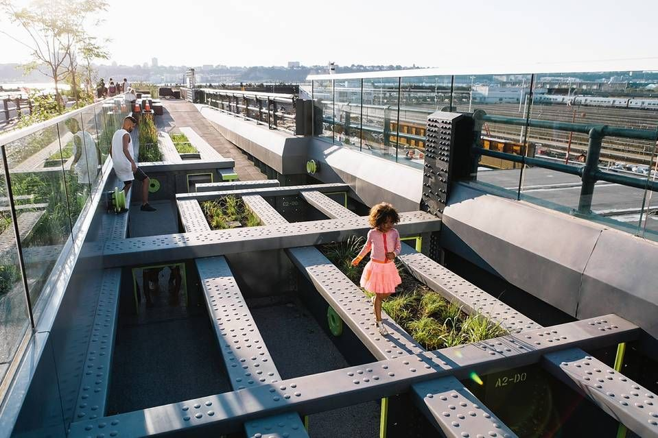 How Cities Can Revitalize Their Public Spaces Park in