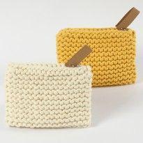 Hot taske syet i filt  DIY vejledning #hjemmelavedegaver