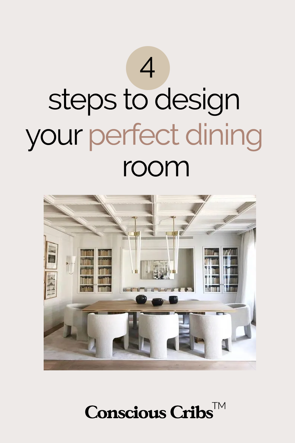 Dining room design is more important than ever as it's not about what we eat, how we eat but rather where we eat.There is something special about setting aside time in our busy lives to be present with family and friends and the best place for this is the dining room. #diningroom #diningroomdecor #diningroominspiration #dreamdiningroom #homedecor #interiordesign #diningroomstyling #diningtabledecor #diningroomlighting #diningroomdesignideas #luxuryhome