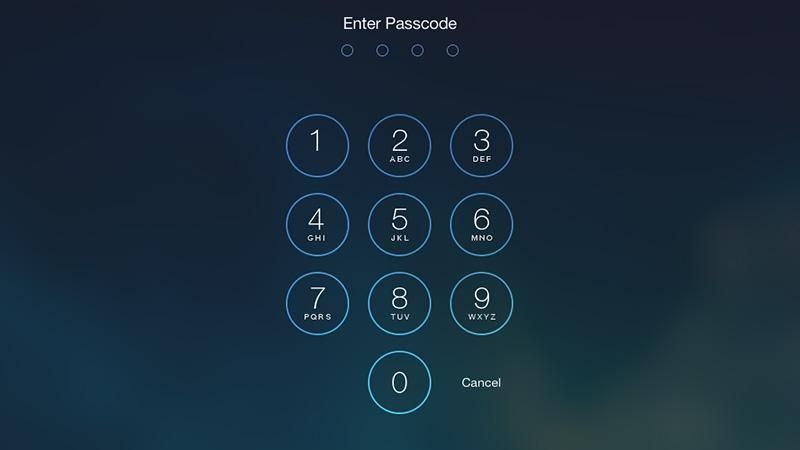 How to hack an ipad or iphone passcode password security