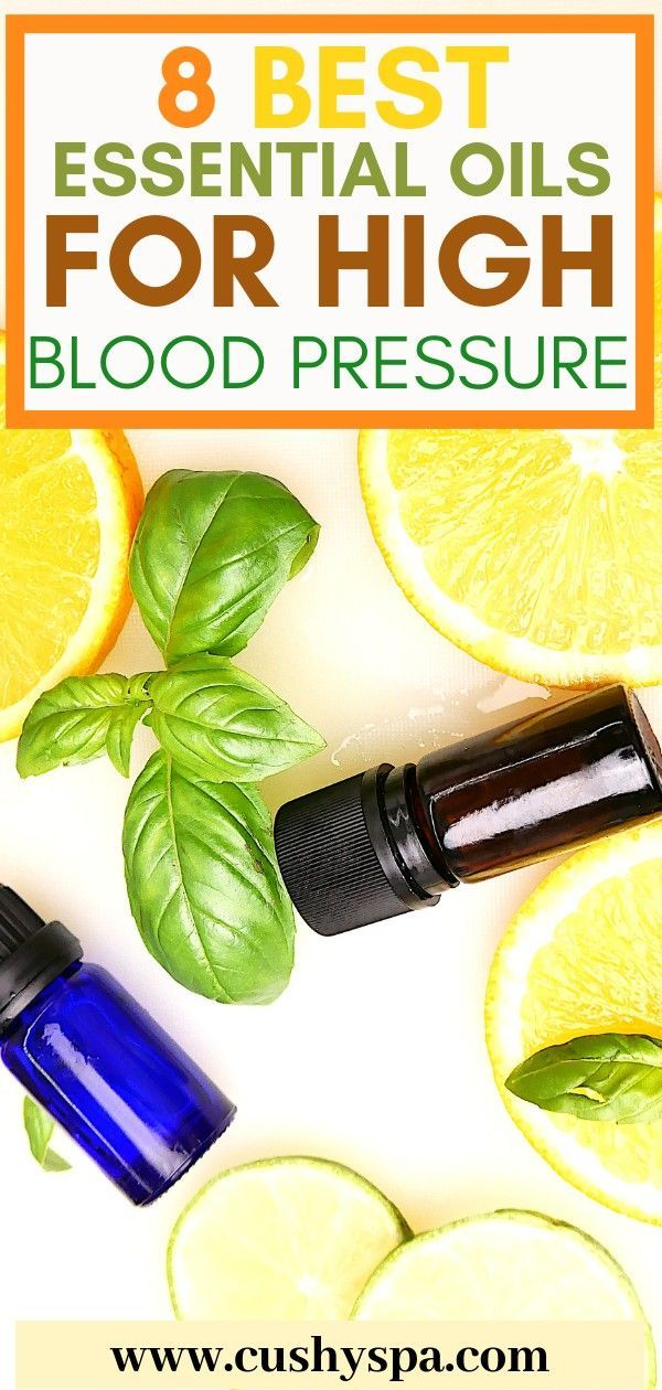 Best essential oils for high blood pressure. If you're struggling with blood pressure and looking fo...