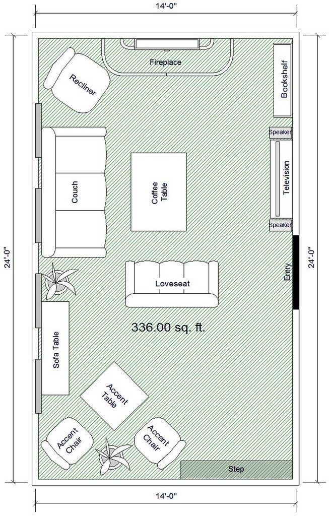 Best How To Decorate A Small Rectangular Living Room Long 400 x 300