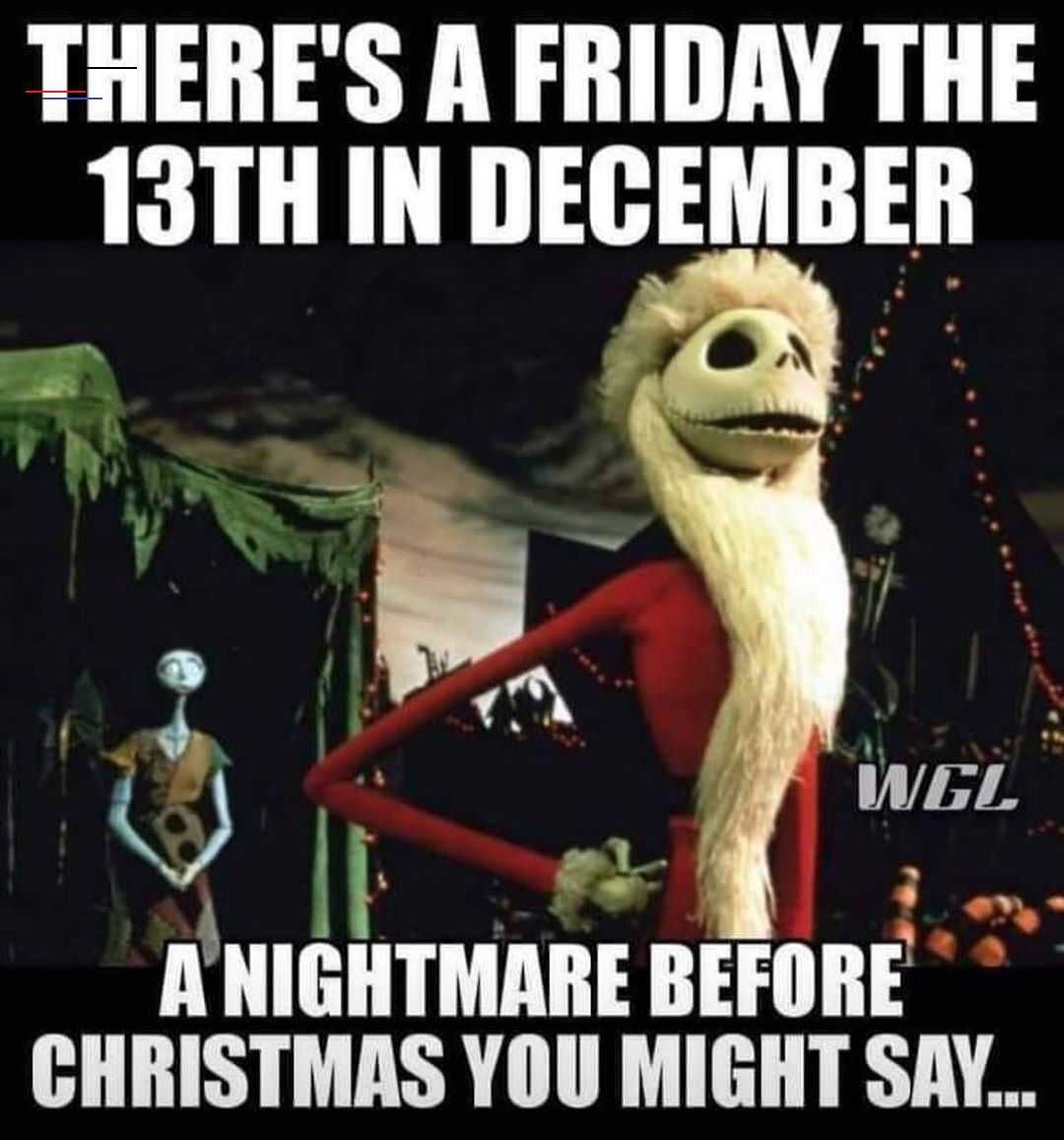 On Instagram Happy Friday The 13th Happyfridaythe13thfunny In 2020 Happy Friday The 13th Friday The 13th Friday The 13th Memes