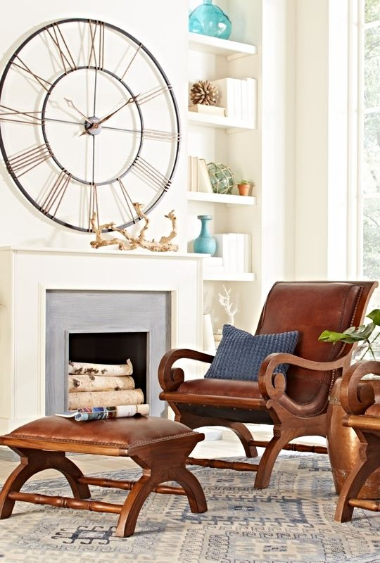 augusto chair and ottoman ottomans teak and colorful living rooms