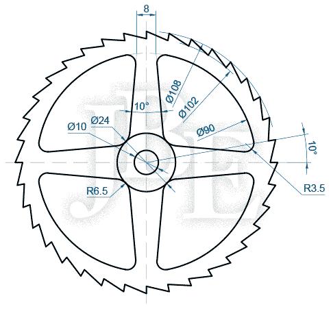 Ejercicios Propuestos Intermedios De Autocad Del 6 Al 10 Dibujos De Geometria Dibujo Tecnico Ejercicios Tecnicas De Dibujo