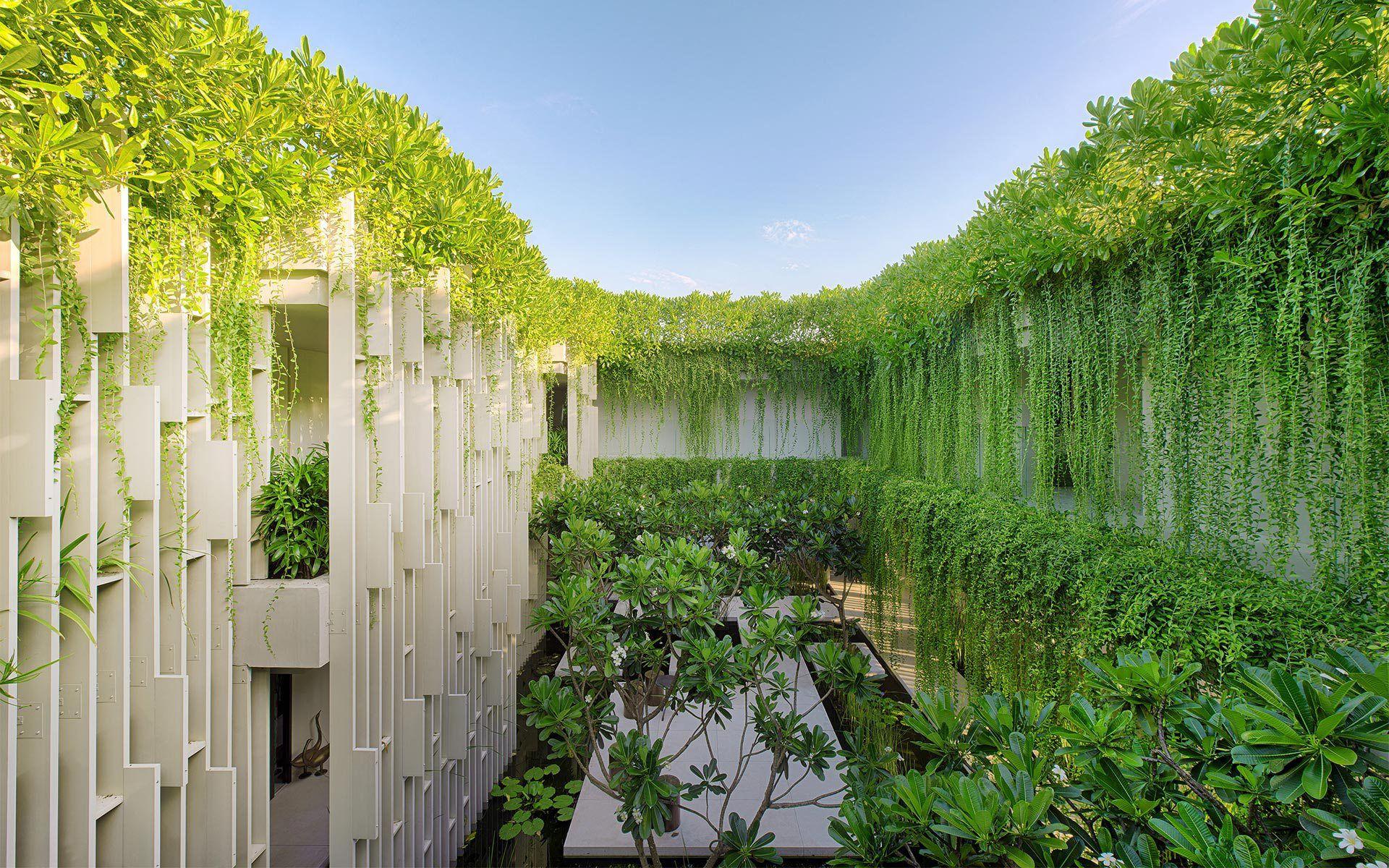 Mia Design Studio Vietnam Their Ethereal Food Pavilion - Open-air-sculpture-residence-by-marek-rytych-architekt