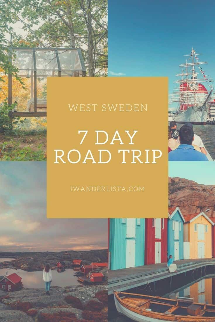 7 Day West Sweden Road Trip: Best of the West Coast and Gothenburg