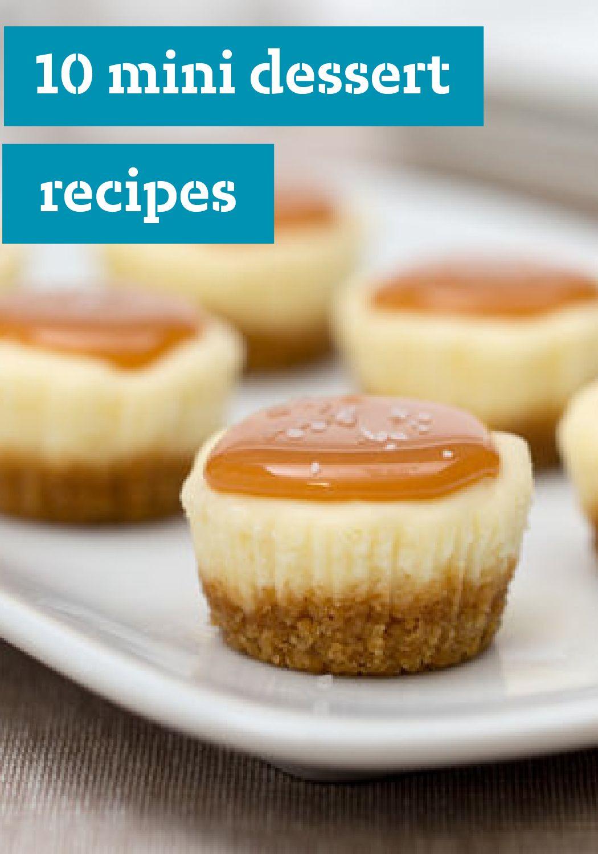 10 mini dessert recipes mini recipes are one of our favorite sweet 10 mini dessert recipes mini recipes are one of our favorite sweet treat trends right forumfinder Image collections