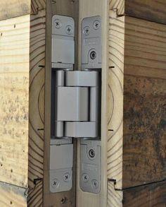 Hidden Doors Secret Rooms And The Hardware That Makes It Possible Fine Homebuilding Versteckte Raume Geheime Raume Versteckte Turen