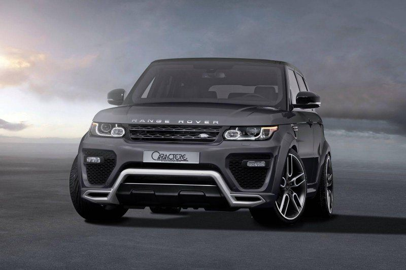 Range Rover Sport Caractère Exclusive