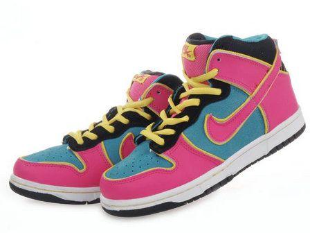 Nike Dunk High Ms Pacman Premium SB