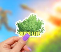 Bush Life Fortnite Sticker - DecalBuy com | Stickers