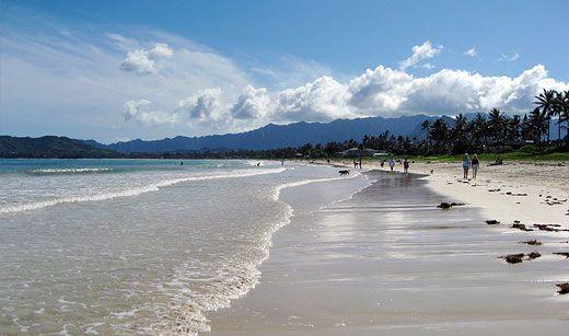 Kalama Beach Park Maui