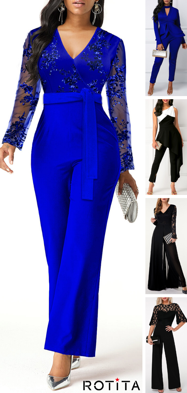 Photo of 2020 Chic Jumpsuits Fashion Outfits Style