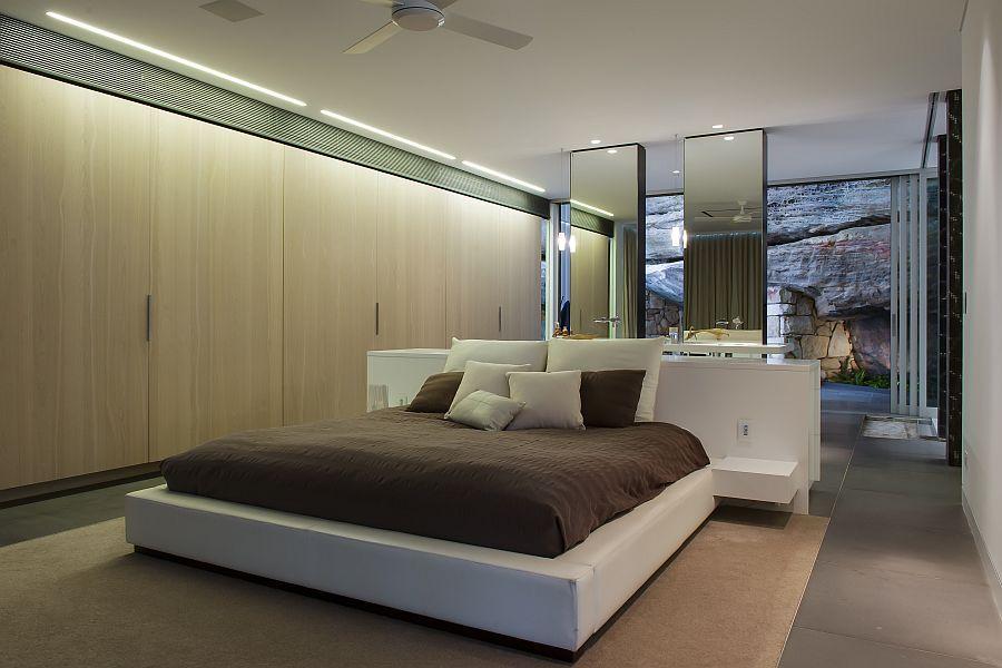 Master Bedroom Ensuite Designs Prepossessing Contemporary Ensuite Bathroom With Cuttingedge Design In Sydney 2018