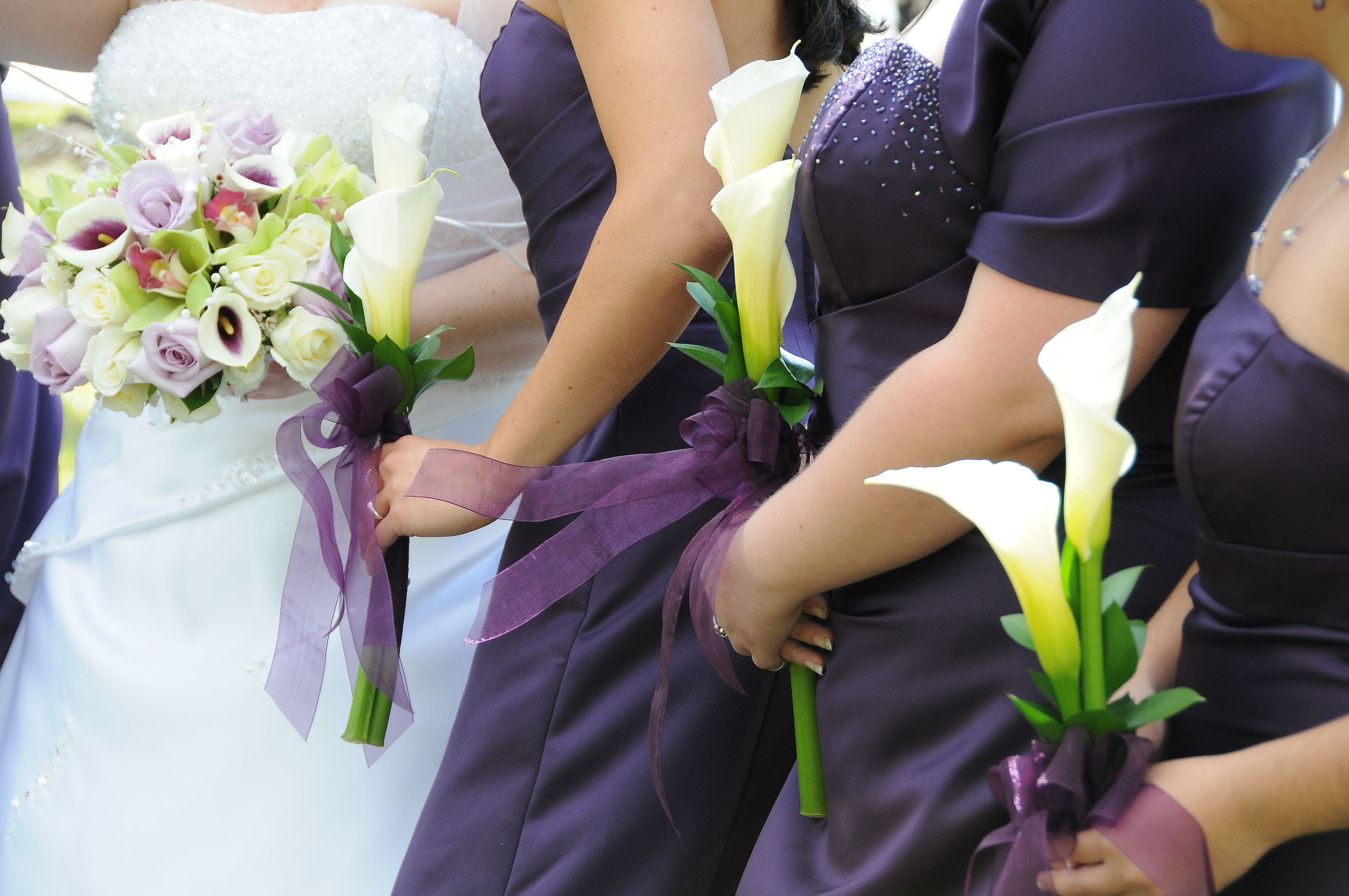 arm bouquet olivier s approach to brial bouquets 1 calla