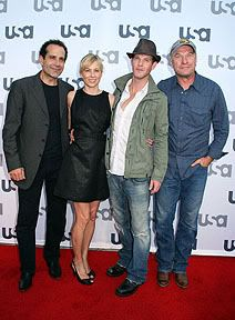 Monk cast- they look so different here then when they r on the show!!