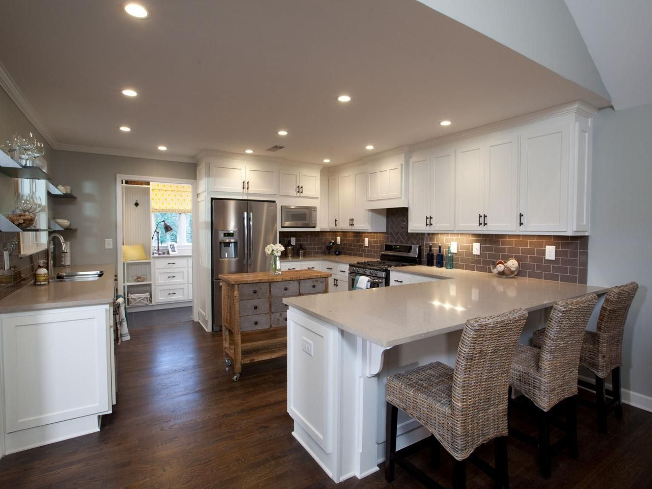 Rockin\' Renos from HGTV\'s Property Brothers | Stone countertops ...
