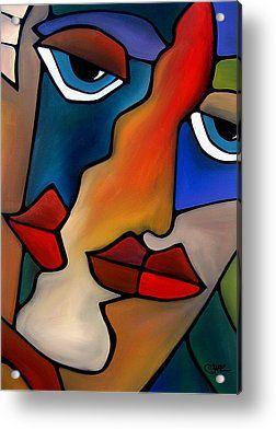 Transitions Acrylic Print by Tom Fedro - Fidostudio