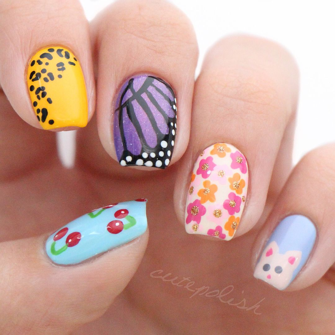 K likes comments cutepolish nail art cutepolish on