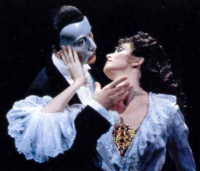 The Phantom of the Opera (with Franc d'Ambrosio and Lisa Vroman) ★★★★