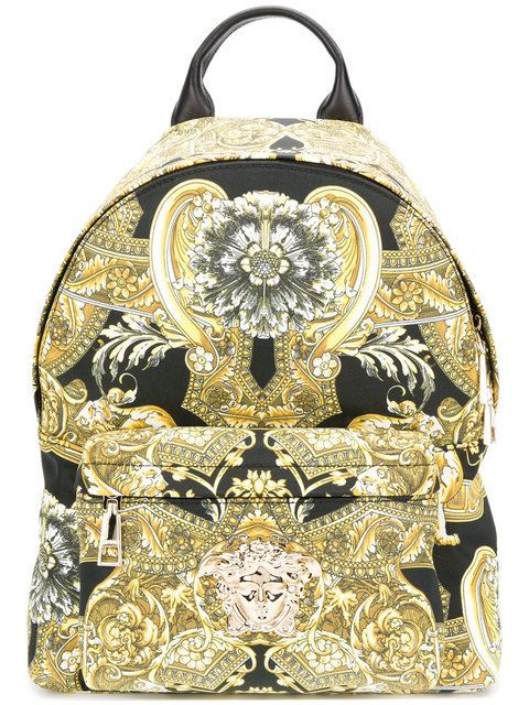 5a8c1e82eb VERSACE Baroccoflage backpack.  versace  bags  nylon  backpacks ...