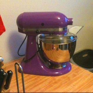 Purple Kitchenaid Mixer Purple Purple Kitchen Kitchen Aid