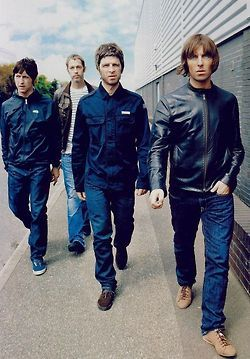 ファッション · Noel Gallagher and Oasis