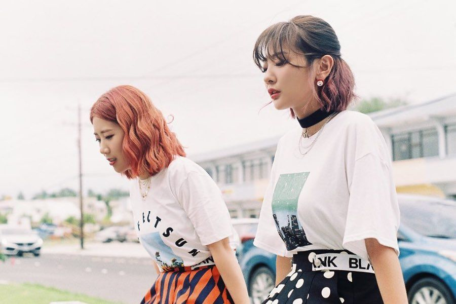 Bolbbalgan4 Achieves Certified All Kill Once Again With Travel Https Www Soompi Com 2018 05 26 Bolbbalgan4 Achieves Certified Korean Pop Celebs Girl Power
