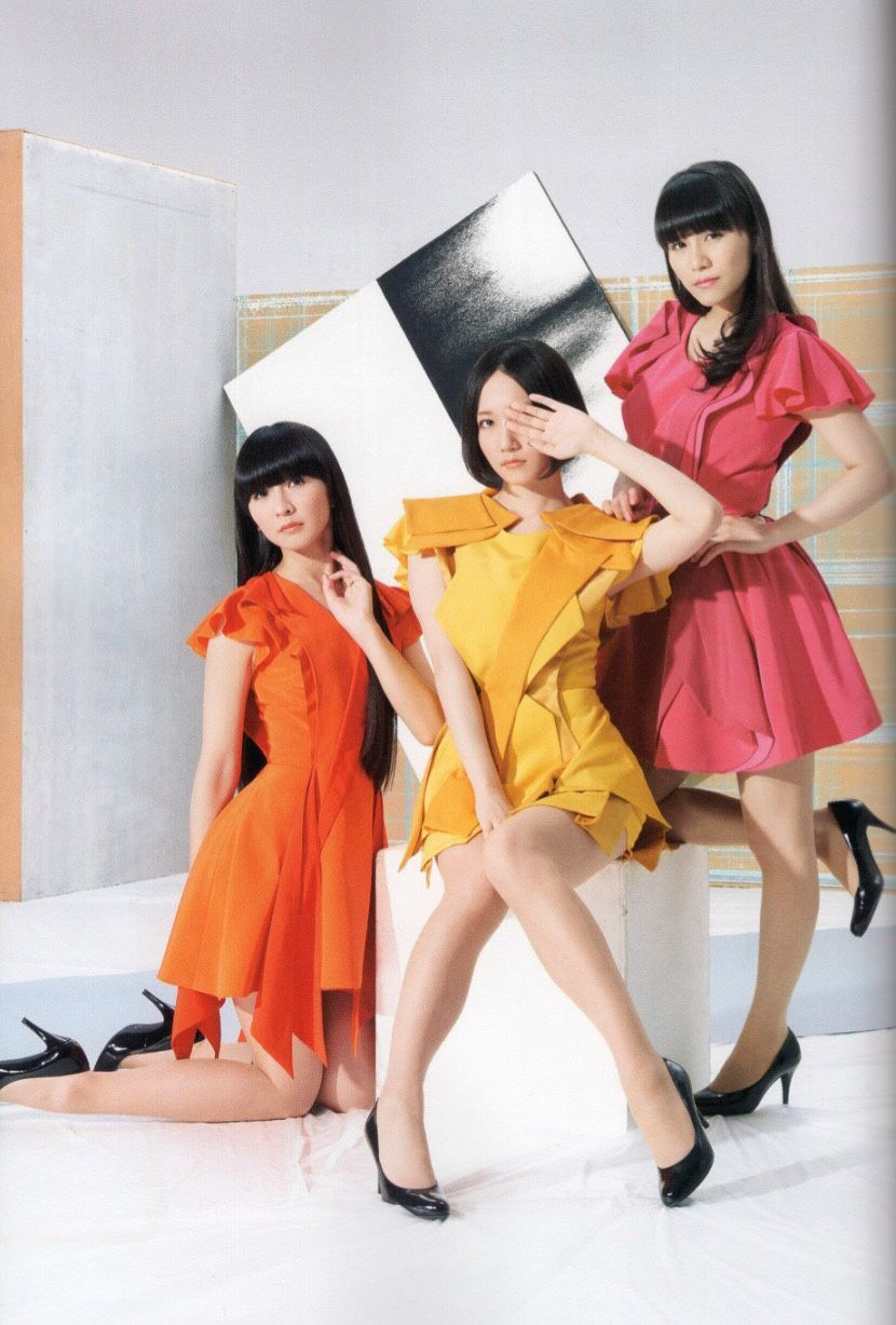 m5pfm: ROCKIN'ON JAPAN【May】 | Perfume in 2019