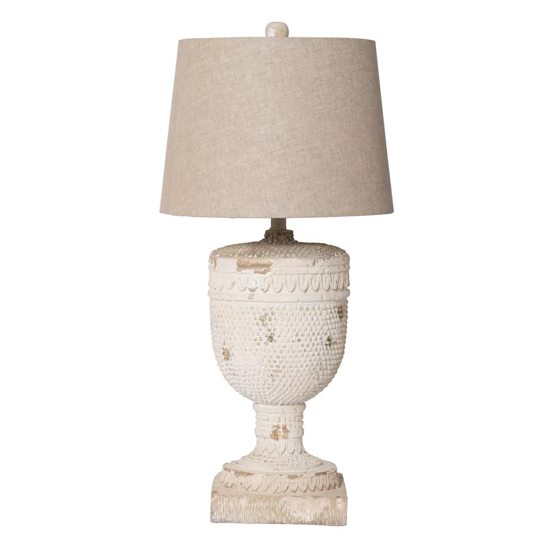 Walton Bay 31 5 Table Lamp A B Home White Table Lamp Contemporary Table Lamps