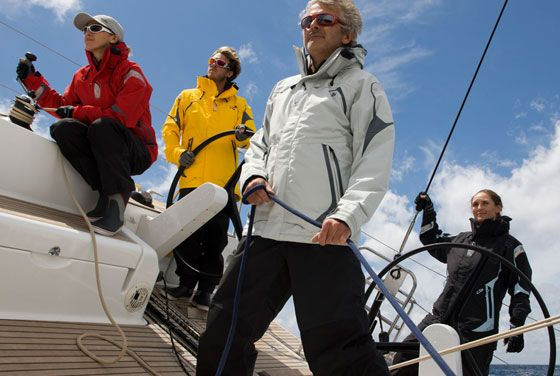 Gill What To Wear Foul Weather Gear Guide They Have