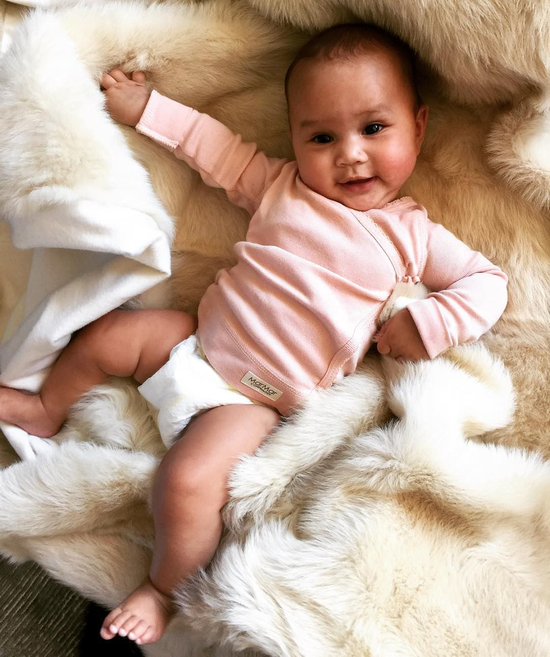 chrissy teigen and john legend have spoiled us with these cute baby