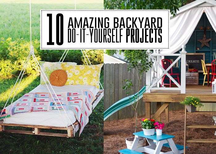 10 amazing backyard do it yourself projects youll adore 10 amazing backyard do it yourself projects youll adore solutioingenieria Images
