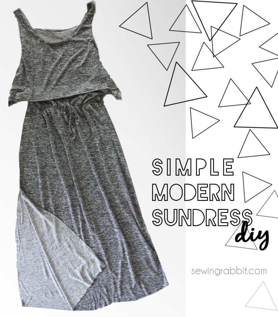 Layered Bodice Sundress DIY - 30 Days of Sundresses | Sewing ...