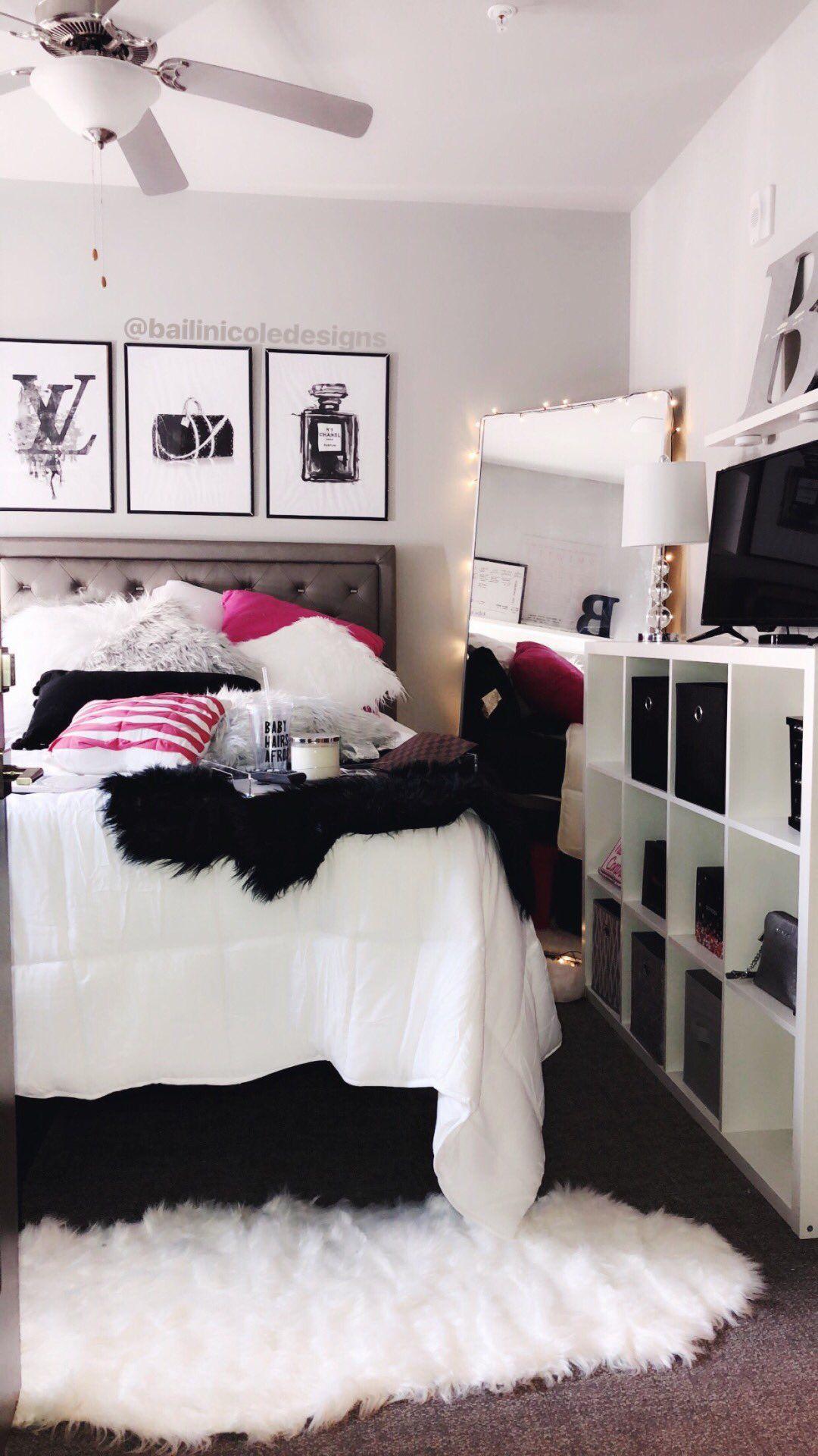 Btwimk💗. | Bedroom decor, Room, Girls bedroom