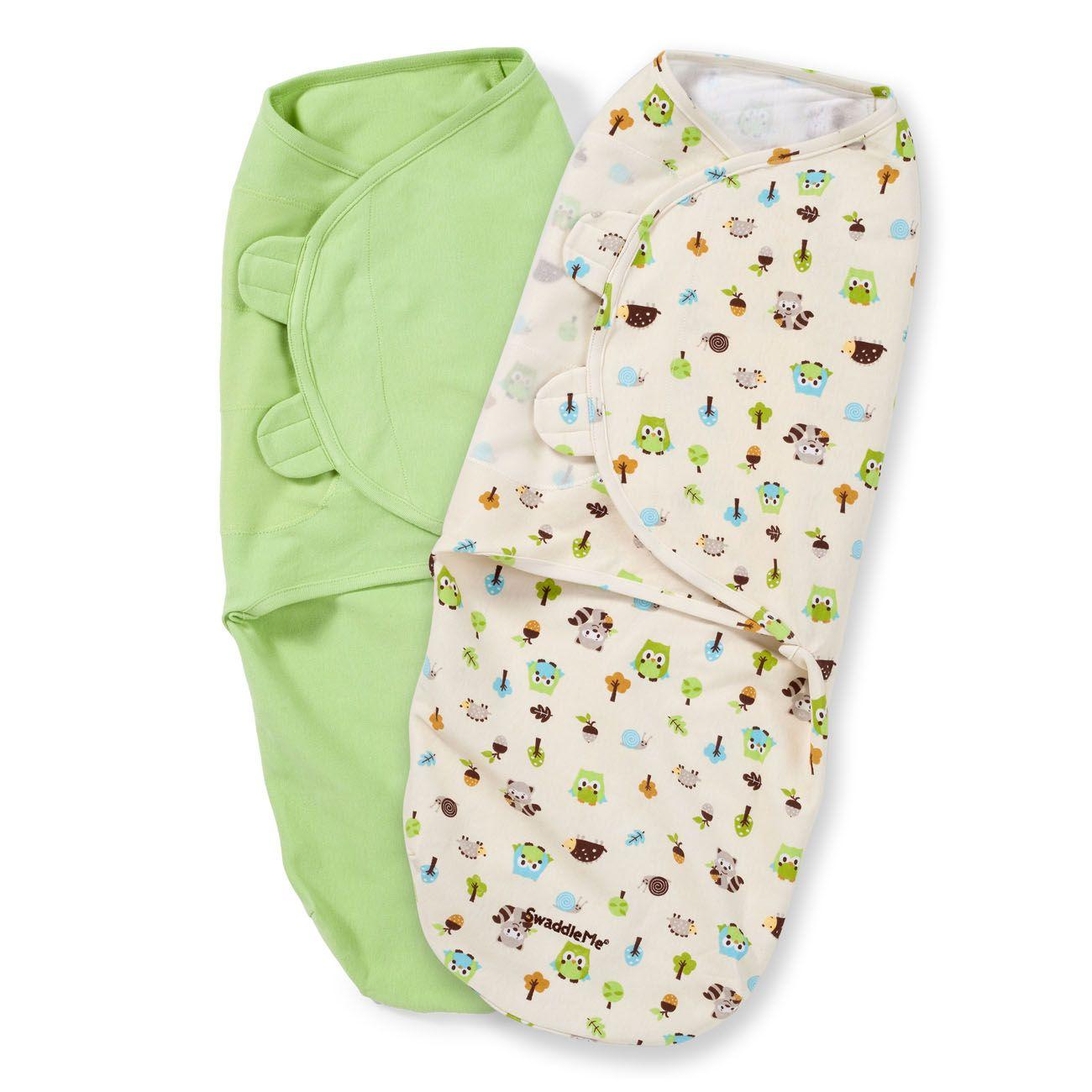 Walmart Swaddle Blankets Extraordinary Swaddleme® Adjustable Infant Wrap2 Pack Baby Apparel  Walmart Design Inspiration